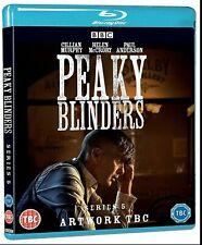 Peaky Blinders Series 5 - Blu-ray Region B