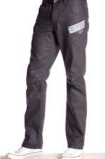 New Mens Eto Jeans Straight Leg Dark Wash Grey Jeans ETO 9901 EM479 Size W34 L33