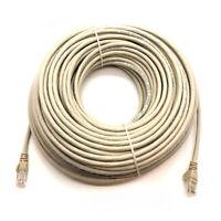 50M High Quality RJ45 Cat6 Gigabit Ethernet Network Modem PC LAN UTP Cable Lead