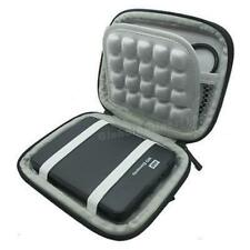 5'' Portable Carry Case Storage Box For Digital WD Element Hard Drive disk tool