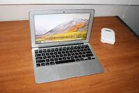 Apple Macbook Air 11.6'' Core i5 1.6ghz 8gb Ram 256gb SSD 2015 Must See! WSM3738