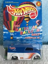 Hot Wheels 1999 National Balloon Rally Dairy Delivery Rare And Hard To Find