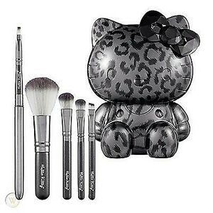 SEPHORA HELLO KITTY WILD THING BRUSH SET LIMITED EDITION JAPAN EXCLUSIVE READ!