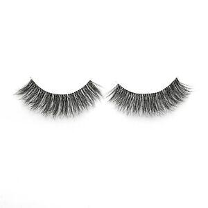 3D Faux Mink False Eyelashes Makeup UK - (DA11)