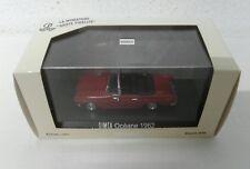 Norev Simca Oceane 1962 Cabrio rot selten rouge rar      1: 43 OVP