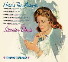Skeeter Davis: Here's The Answer + Bonus Tracks