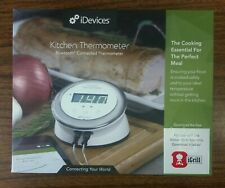 Brand New Weber iGrill iDevices iPhone Bluetooth Kitchen Thermometer Dual Probe