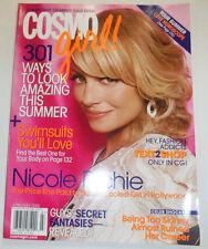 Cosmo Girl Magazine Nicole Richie & Being Too Skinny June/July 2006 123014R2