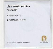 (EC700) Lise Westzynthius, Seance - DJ CD