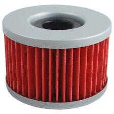 NEW Oil filters for Honda CX500 CX650 GL500 GL650 GL400 VTR250 CB250 CBR250