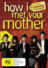 How I Met Your Mother - Christmas (DVD, 2012) Alyson Hannigan, Jason Siegel