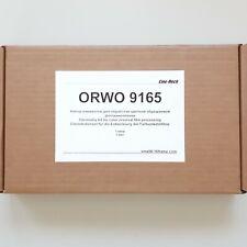 ORWO 9165 processing kit for color slide reversal film UT-18 UT-21 ЦО-50 TsO