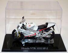 Atlas Editions  - HONDA VTR 1000 SP-2 - Motorcycle Model Scale 1:24 (IXO)