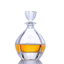 Laguna Liquor Whiskey Decanter By Crystalize - Great Groomsmen Gift