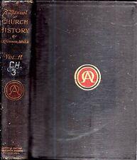 1903 MODERN CHURCH HISTORY 1517-1903 CATHOLICS PROTESTANTS EPISCOPAL HISTORY