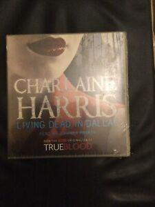 Living Dead In Dallas,Charlaine Harris,Audio Book,7 Cds (Trueblood Series)