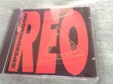 REO SPEEDWAGON-THE SECOND DECADE 1981-1991 CD