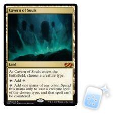 CAVERN OF SOULS Ultimate Masters Magic MTG PERFECTAS tarjeta