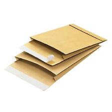 500 Faltentaschen Versandtaschen B 4 - 250 x 353 x 40 mm  TOP Qualität!!!