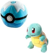 Pokemon Squirtle & Dive Ball Exclusive 6-Inch Plush Set