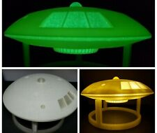 Jupiter 2 in Flight [from Lost in Space] Glow-in-the-Dark (w/ Lights & Stand)