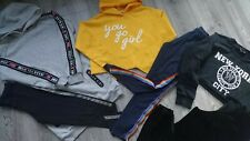 WINTER 6x NEXT F&F BUNDLE OUTFITS GIRL CLOTHES 10/11 YRS 11Y LEGGINGS CROP