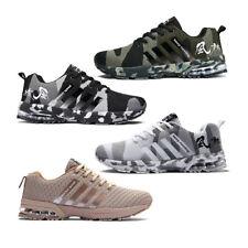 Sneaker Sportschuhe Herren Damen Turnschuhe Laufschuhe Freizeit Atmungsaktiv DE