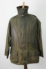 BARBOUR Beaufort Olive Wax Jacket size C40/102Cm