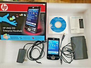 HP iPAQ 211  Enterprise Handheld PDA Win 6 624MHz FB041AA#ABA WIFI Bluetooth
