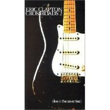 "ERIC CLAPTON ""CROSSROADS 2 (LIVE IN THE ...)"" 4 CD NEW!"
