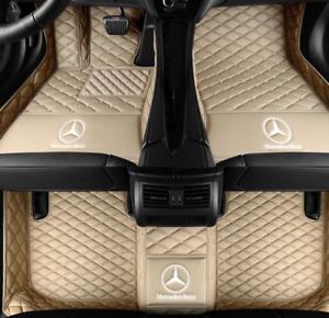 For Mercedes-Benz CL500 CL550 CL600 CL63 AMG Car Floor Mats 2003-2014