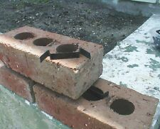 100 MASONRY MORTAR JOINT SPACER'S for DIY Brick Mailbox
