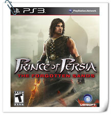 PS3 SONY PlayStation Prince of Persia: The Forgotten Sands Action Ubisoft
