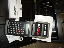 Brady TLS 2200 Label Printer TLS2200 NO CHARGER