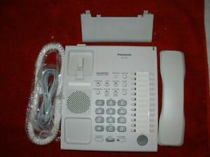 KX-T7720-W SPEAKERPHONEuse with ta824 ta624 USED