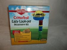 Critter Travel Lazy Look-Out Kaytee Accessory Kit Hampsters Gerbils Mice