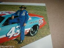 Richard Petty 1983 Pontiac STP Son Of A Gun vintage old racing Postcard Handout