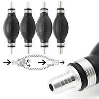 Universal Primer Hand Pump 6/8/10/12mm Marine Bulb Fuel Gas Petrol Valve Rubber