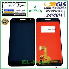 DISPLAY LCD HUAWEI ASCEND G7 / G7-L01 L03 TOUCH SCREEN SCHERMO VETRO NERO