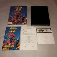 UNTESTED Double Dragon II The Revenge COMPLETE Commodore 64/128 Virgin Games