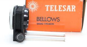 Telesar Duo Track bellows, Canon FD mount