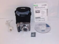 Canon PowerShot A710 IS 7.1MP Digital Camera - w/ Accessories - NICE WORKS