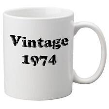 Vintage 1974 - 11 Oz Taza, gran novedad Taza.