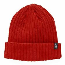 ALPINESTARS Receiving Beanie Red One Size Fits Most