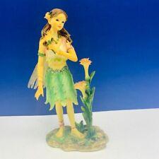 Fairy figurine Faerie Glen Dianthia Munro resin sculpture pixie elf statue decor