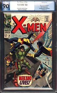 X-men #36 1967 Silver Age X-men
