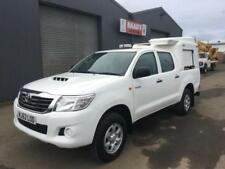 Diesel Hilux Auxiliary heating Cars