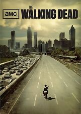 The Walking Dead:Complete Season 1. Zombie TV. Brand New In Shrink!