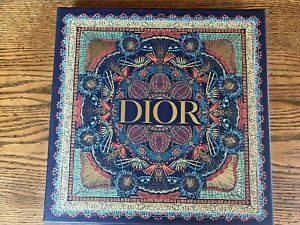 """DIOR Limited Edition Luxury Gift Box 2020 Large 10 3/4"""" x 10 3/4"""" x 1 1/2"""""""