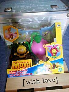 Coffret figurine maya l'abeille et la fleur magique Giochi Preziosi neuf